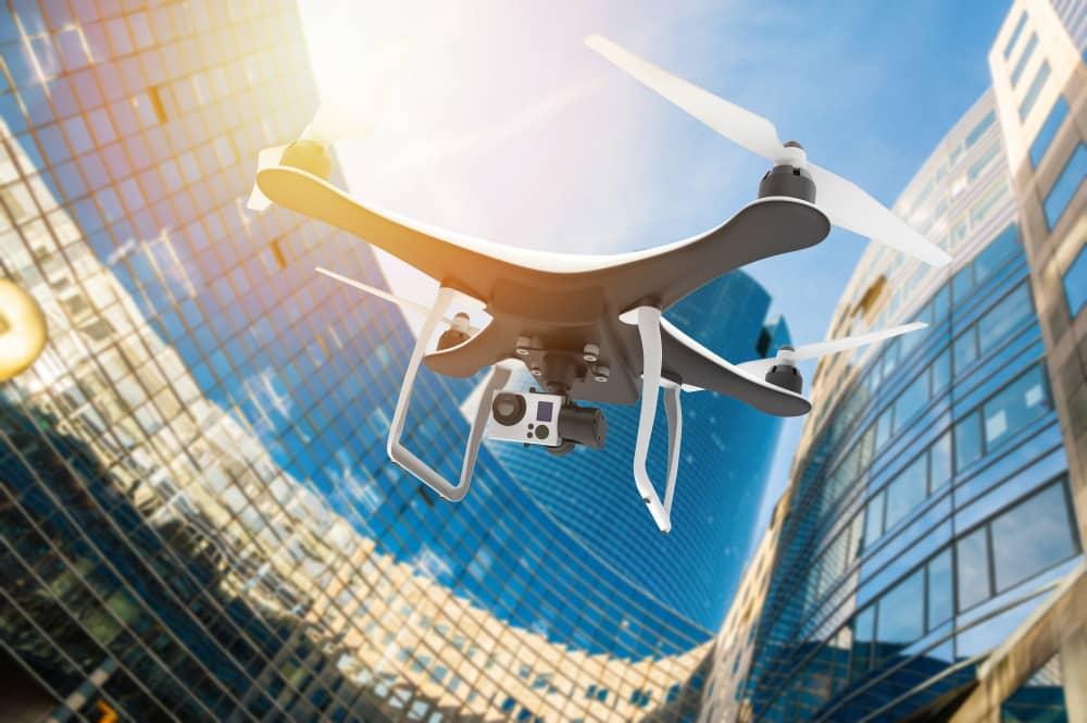 Drone Cámara