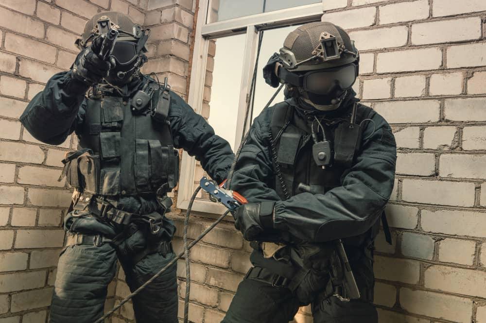 Indumentaria Fuerzas Especiales