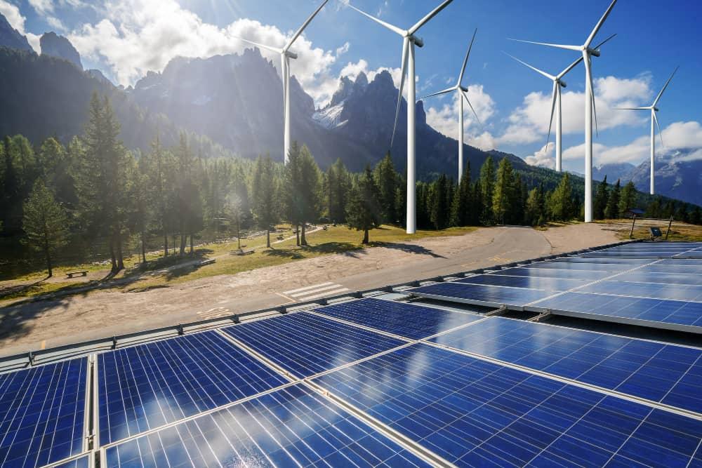 Energias Solares y Eolicas